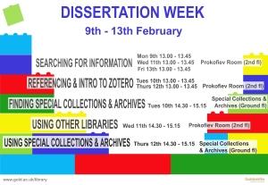 Dissertation week2